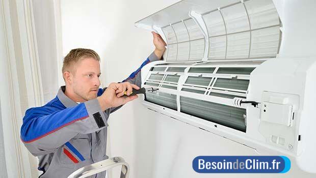 Techniciens Climatisation h/f