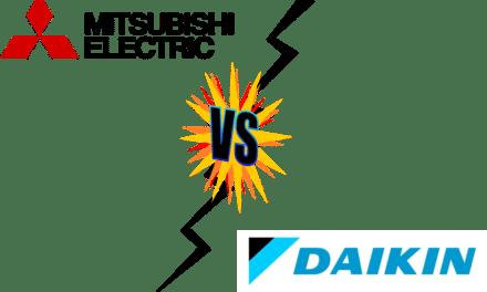 Clim Mitsubishi vs Clim Daikin